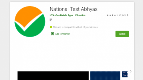 National Test Abhyas app now has questions in Hindi for JEE, NEET aspirants: HRD minister !!