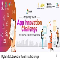 Indian govt launches Digital India AatmaNirbhar Bharat App Innovation Challenge to promote existing apps, launch new one !!