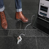 New system uses floor vibrations to detect building occupants !!