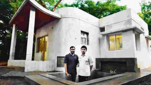 IIT Chennai Startup Builds 'India's First' 3D Printed House