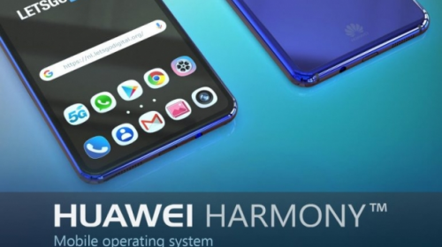 Huawei operating system coming to smartphones in Asia