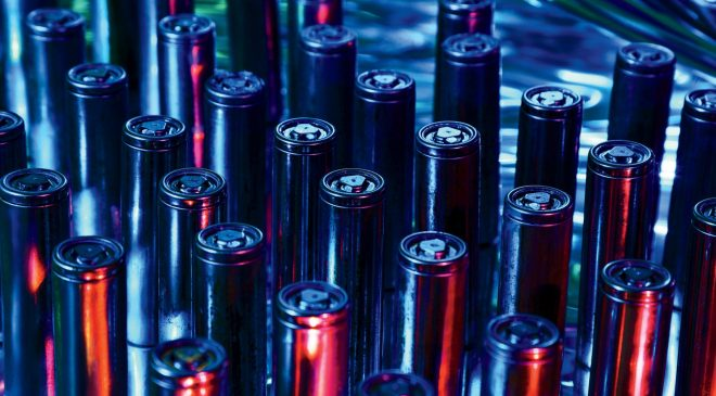 Researchers developed rechargeable batteries that can store tore six times more charge