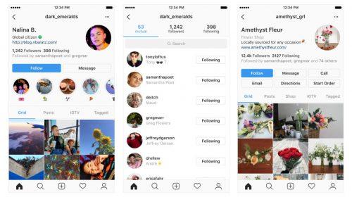 The Instagram web got major updates